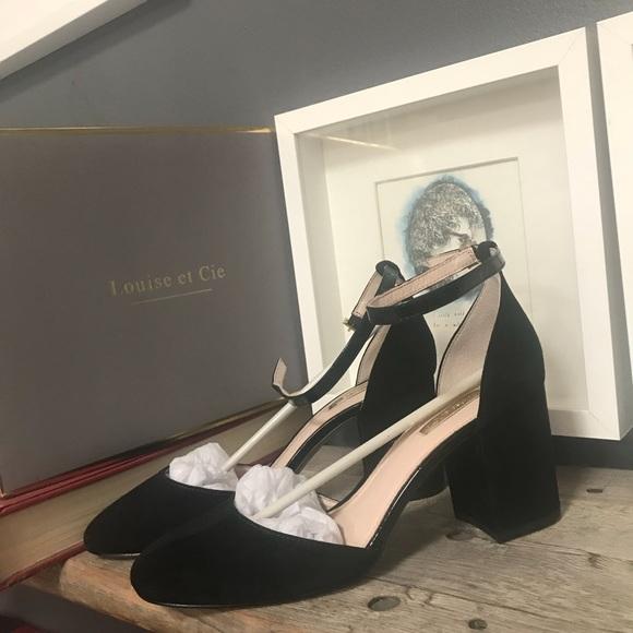 f8a735431 Louise et Cie Shoes   Loidina Ankle Strap Pumps 85 Nwt   Poshmark
